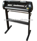 2012 new contour cutter plotter with laser optical eye