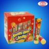 Round Fruit Bite Jelly Gummy Candy