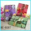 incense stick with scented candles gift set