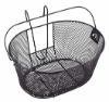 Hanging mesh wire basket