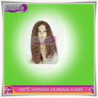 lace front wigs 100% remy human hair extension