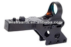 Tactical Red Dot Sight Reflex With Pistol Mount