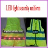 "OEM service EL light up "" Police"" vest / uniform"