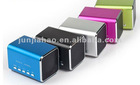 mini digital column sound box with card reader pc speaker tweeter