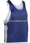 100% Polyester Nylon Tricot Mesh Lacrosse Training Vest.
