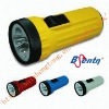 4 Led Abs plastic Rechargeable Flashlight RH169