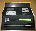CREE high power flashlight SET with rechargeable batteries ( SOS ) SS-CC20