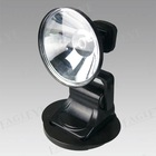 Ultra Bright 240mm reflector 55w hid remote area control work light,12V 4000 lumens