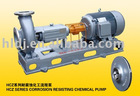 HZT stainless steel chemical pump