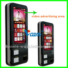 """22"""" Wall Mount Advertising LCD Printing Touch Kiosk"""