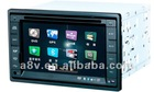 6.5 inch in dash car DVD with navigation