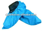 Cleanroom disposable shoe cover