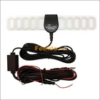 New Car TV/ Radio 2 IN 1 Antenna with Amplifier+ Booster(FD-A0010)