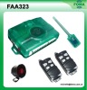 One way car alarm system with long range FAA323