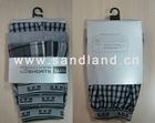 100%Cotton Woven fabric mens boxer shorts