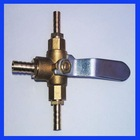 3 Way Ball Valve Made of Brass