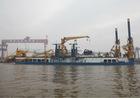 15300KW dredging equipment