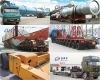 Multi hydraulic axle transportation equipment for sale