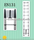 2.3m,2.6m,2.9m,3.2m aluminuim portable folding telescopic ladder stairs