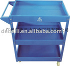 factory produce metal tray tool trolley for workshop AX'1020