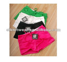 12 hot selling ladies' cotton short yoga pants