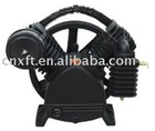 V2080 series electric v-belt compressor head