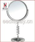 spring standing mirror