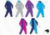 Unisex jumpsuits