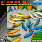 Small sharks (65mm 7g,75mm 11g,90mm 18g) fishing lure Vibration 8/color
