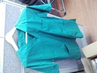 hospital uniform nurse uniform white,green or other color scrub uniform