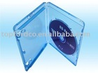 Blank BD-R DVD 25GB 6X with color BD case
