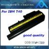 T40 laptop battery pack for IBM
