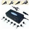 Manuel 100W AC Universal HouseAC & Airplane & Vehicle Laptop / Notebook Adapters max with 12~19V 5A & 20/24V 4.5A & USB-5V