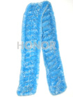 Knitted rex rabbit scarf-SF040