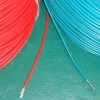 Flexible Single Core PVC Coated Electric Copper Wire With Shinning Red Blue Color