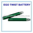 Factory price newest joye ego-c twist battery