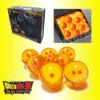 Deluxe Anime Dragonball Dragon Ball Z Crystal Ball Set Of 7pcs Toy NIB