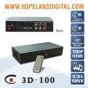 2D to 3D Multi-Media Player Converter