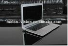 13.3 inch Intel atom D525 laptop Air