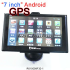 7 inch android 2.2 OS 4GB car gps navigation