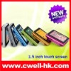 1.5inch clip mp4 digitial player