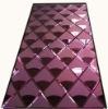 diamond mirror wall(purple)