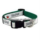 Custom design cheap personalized dog collars