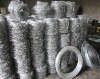 Electro Galvanized Double Strand Barbed Wire(factory)