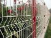 Low carbon dirickk security fence