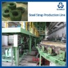 Automatic Steel Strap Production Line / steel strapping belt production line
