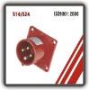 industrial plug/16A plug/32A plug/3P+E plug/380~415V