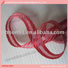 Christmas ornament ribbon