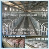 07 hot sale galvanized FLMD-001 2.1*0.6m Gestation sow Stall for pig farm /pig stall 0086 15838263621