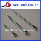 DIN 94 carbon steel zinc locking cotter pin